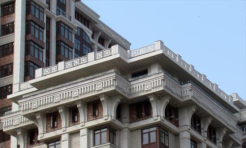 реставрация кирпичных фасадов