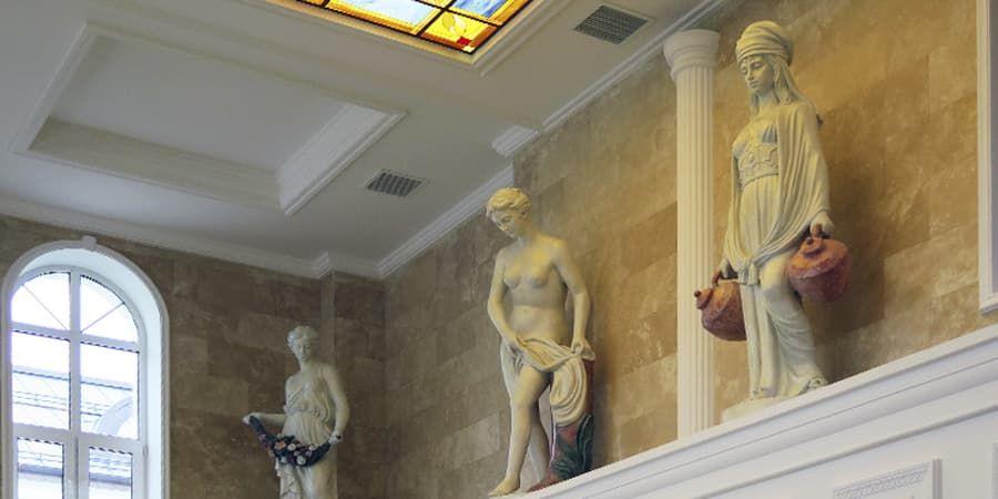 скульптуры россии