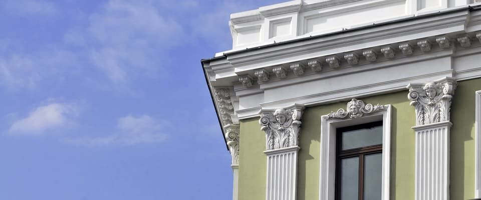 реконструкция фасадов домов