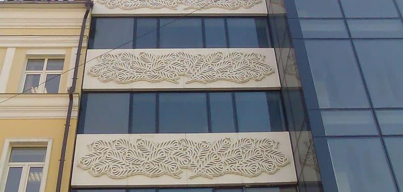 Архитектурный бетон изделия добавки для бетона виды и назначение