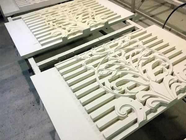 панели из архитектурного бетона