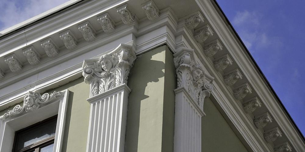 Фасадный декор для дома