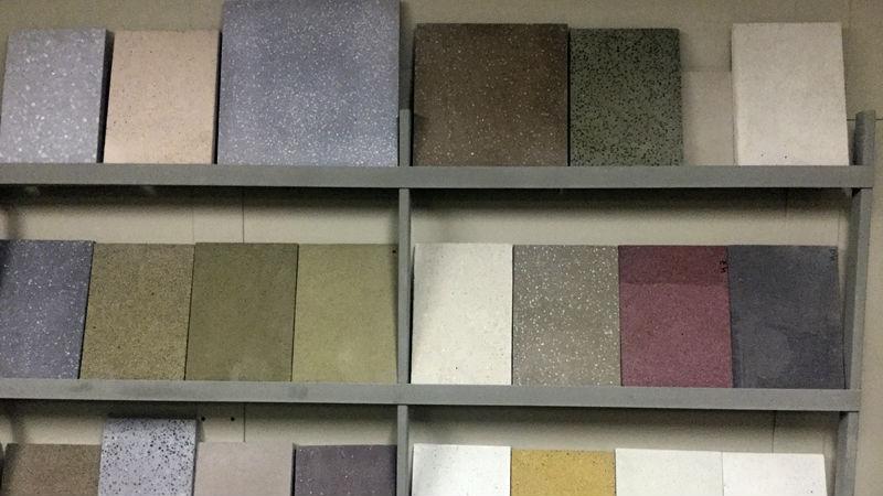 изделия из архитектурного бетона