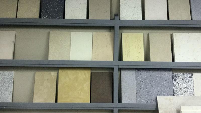 состав архитектурного бетона