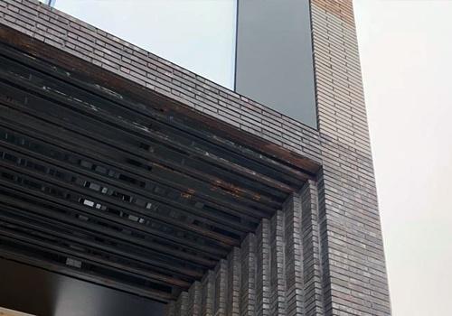 Архитектурные элементы здания из стеклофибробетона