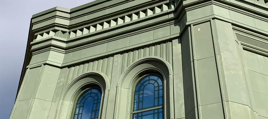 Архитектурный декор в Москве