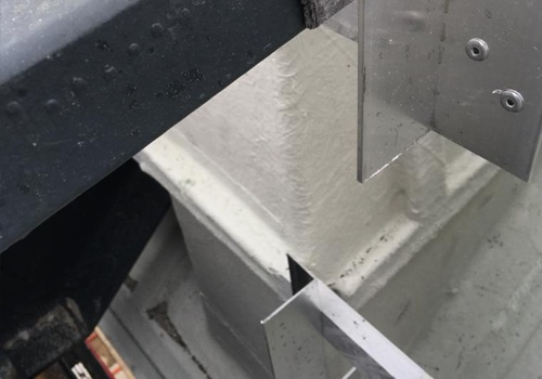 ремонтные работы фасада