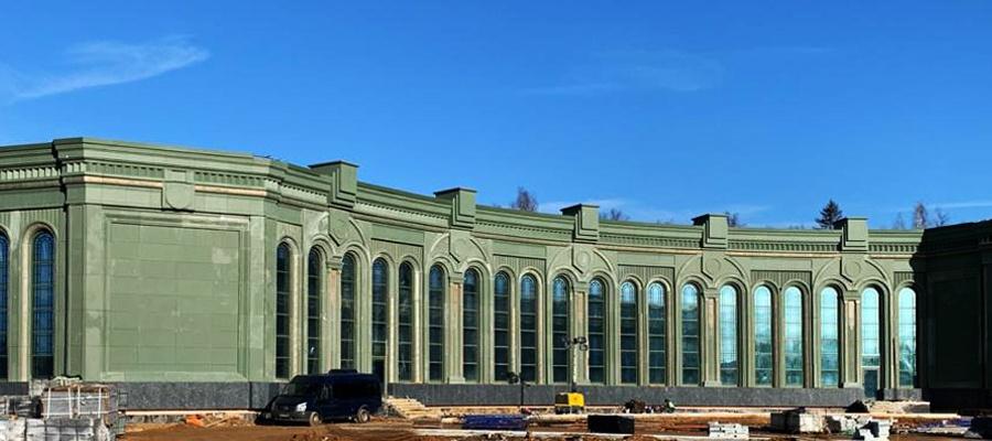 Проектирование фасадов здания