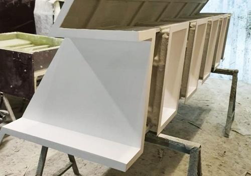 Производство стеклопластика