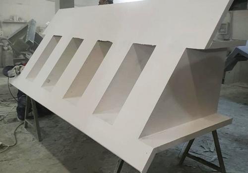 Производство стеклопластика СПБ