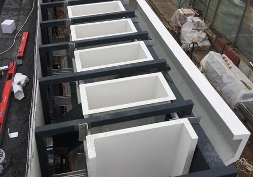Производство стеклопластика завод