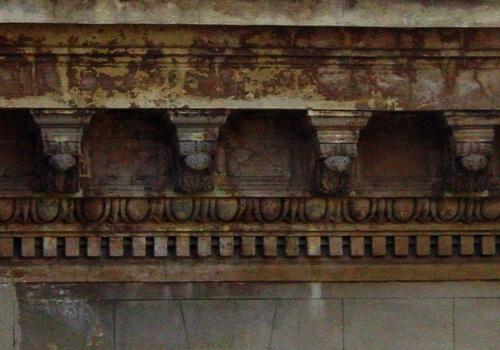 Реставрация архитектурного лепного декора