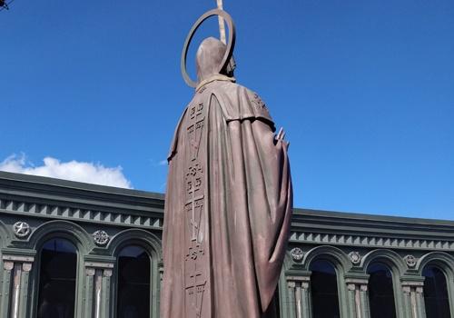 Скульптура для храма