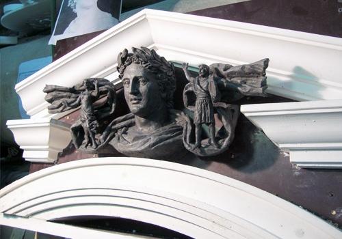 Скульптура на заказ из бронзы